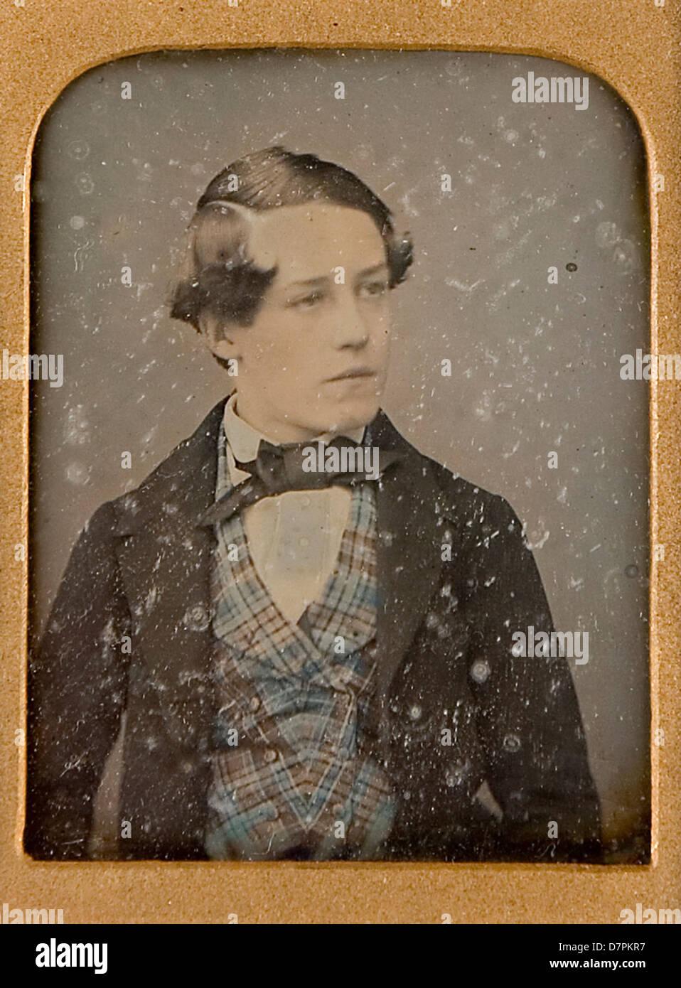 John Brown, photographer Richard Beard - Stock Image