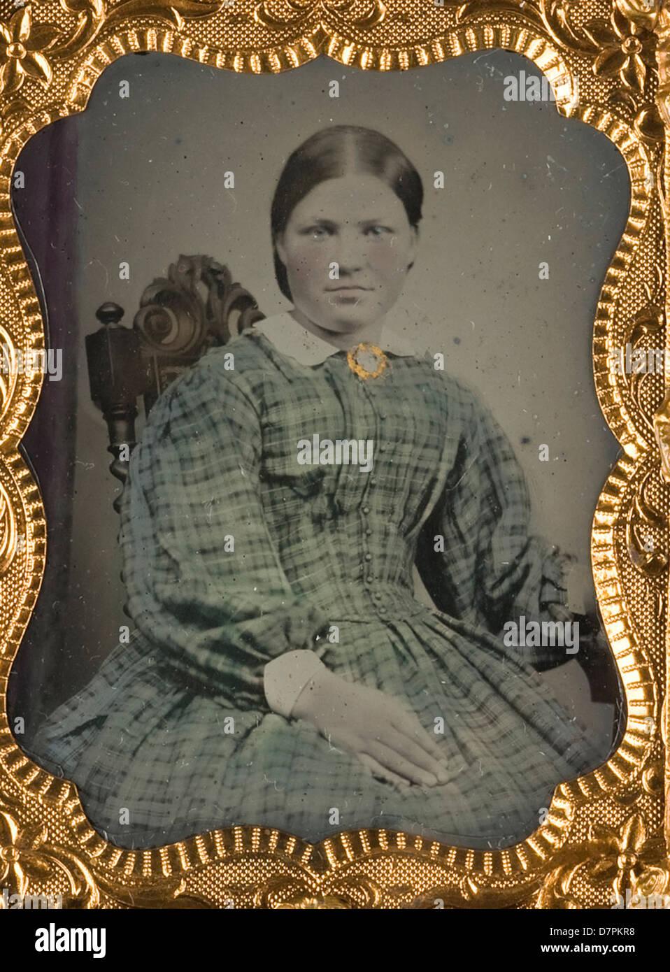 Mrs. Urquhart - Stock Image