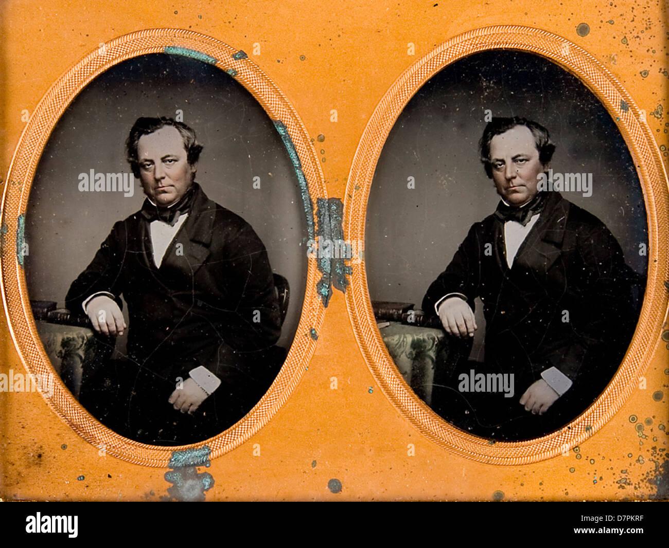 Dr Charles Nathan, surgeon - Stock Image