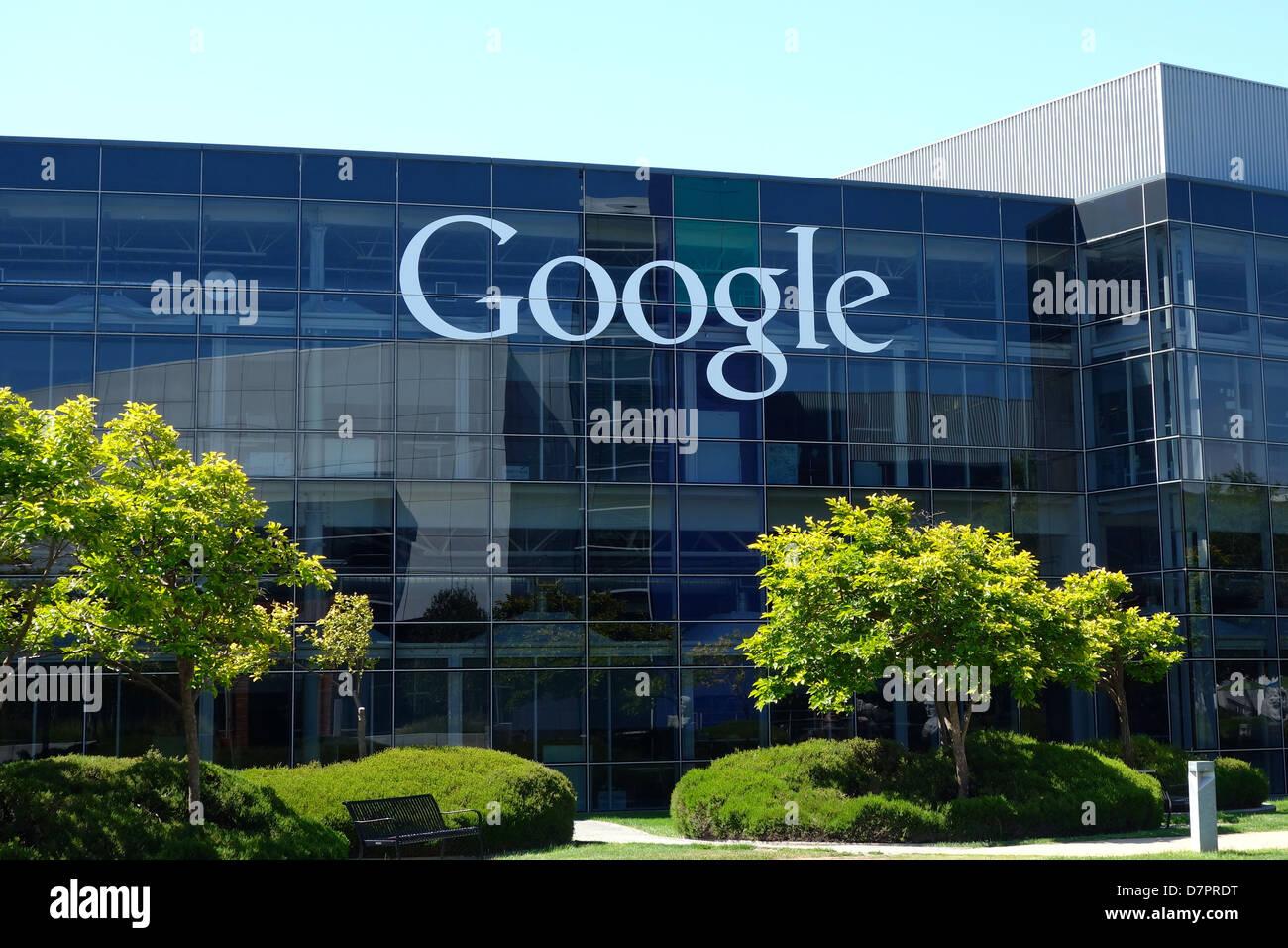 google office california. Google Headquarters In Mountain View, California Office E