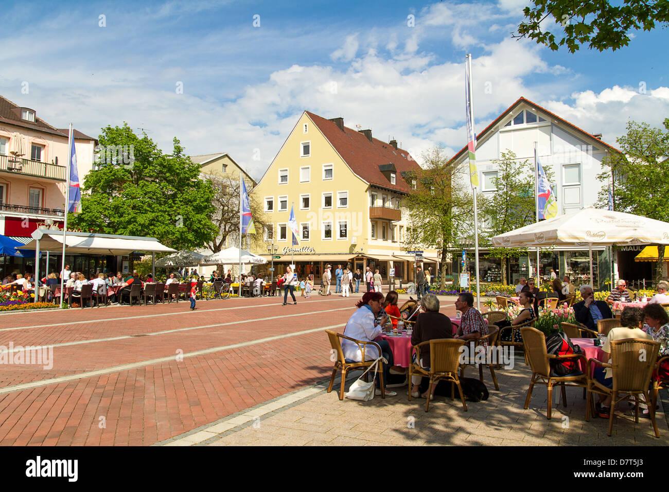 Bad Woerishofen, Germany Stock Photo