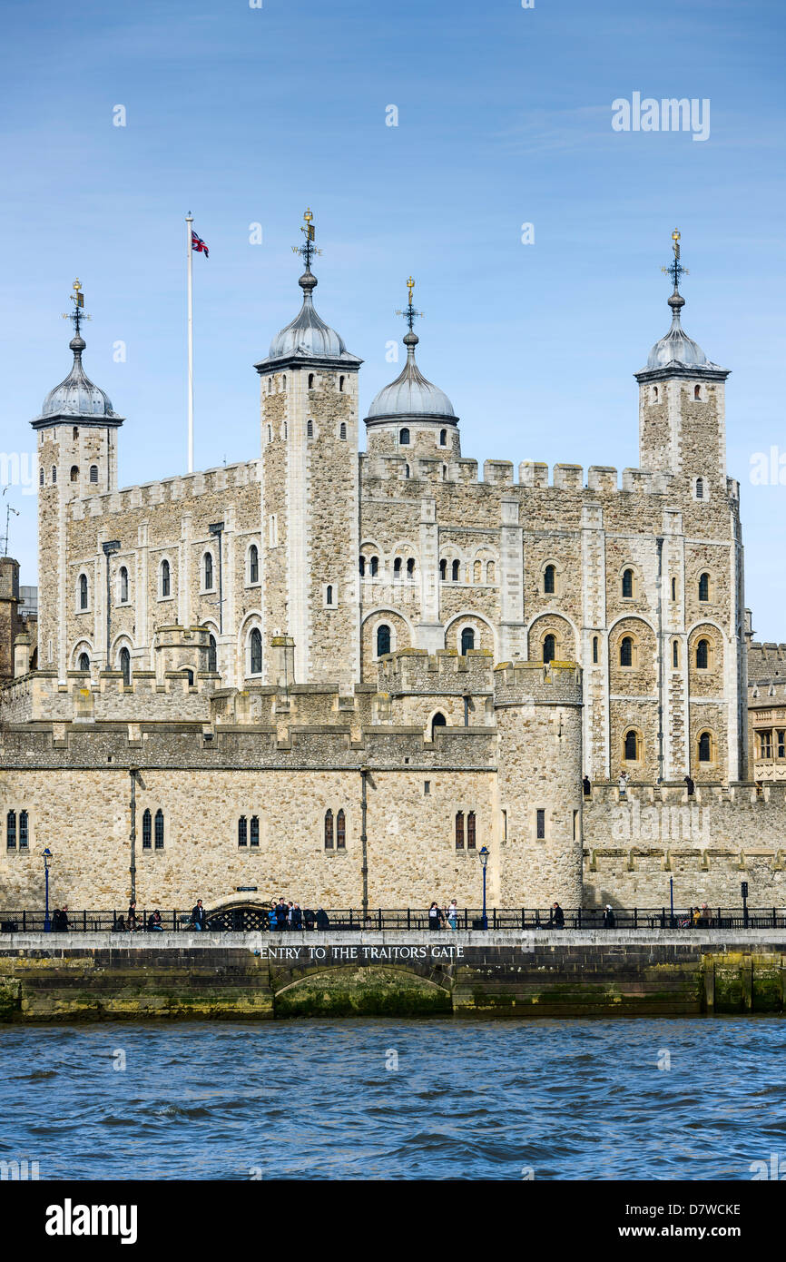 The Tower of London - Stock Image