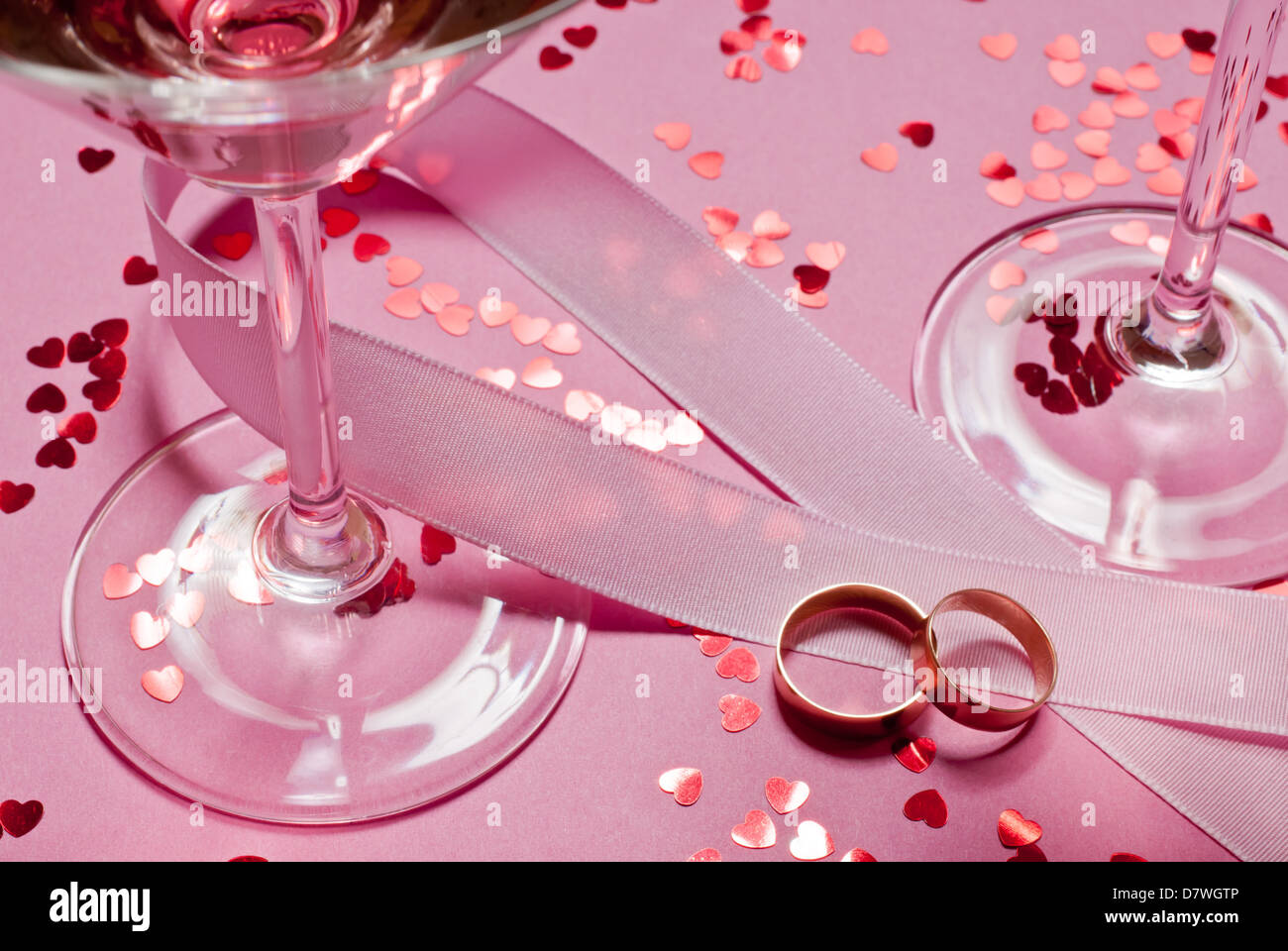 Wine Glass Rings Stock Photos & Wine Glass Rings Stock Images - Alamy