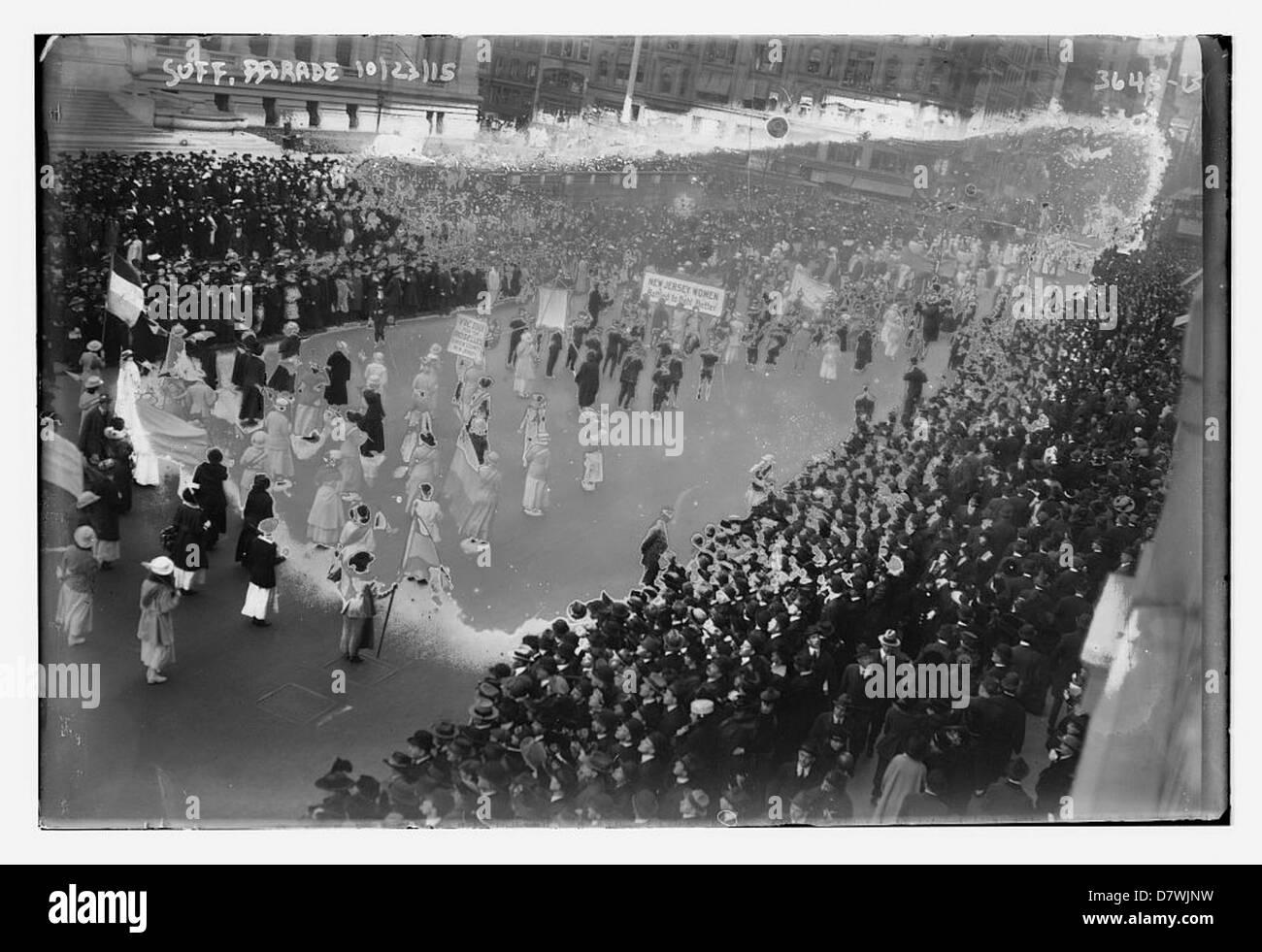 Suff. Parade, 10/23/15 (LOC) - Stock Image