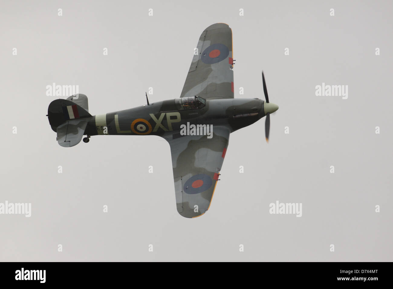 Hawker Hurricane - Stock Image