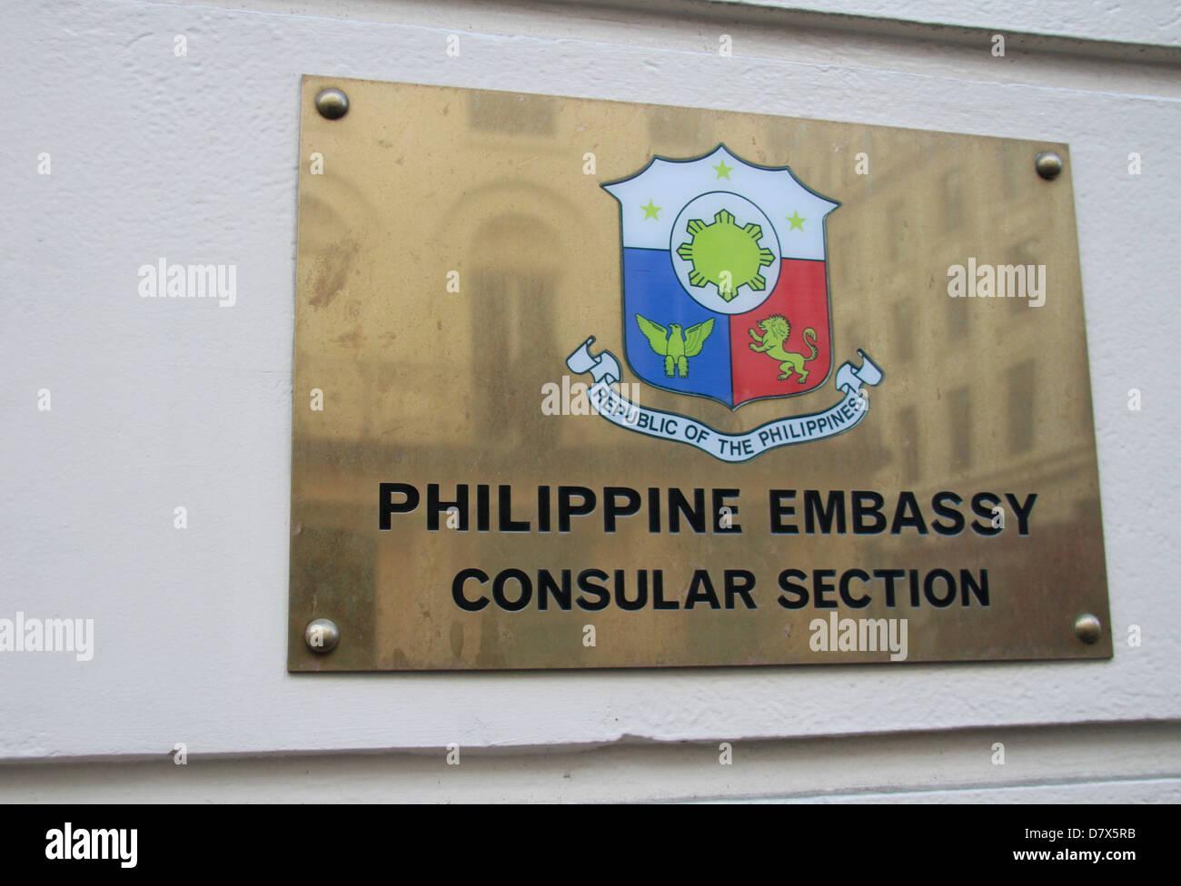 Philippine Embassy, London
