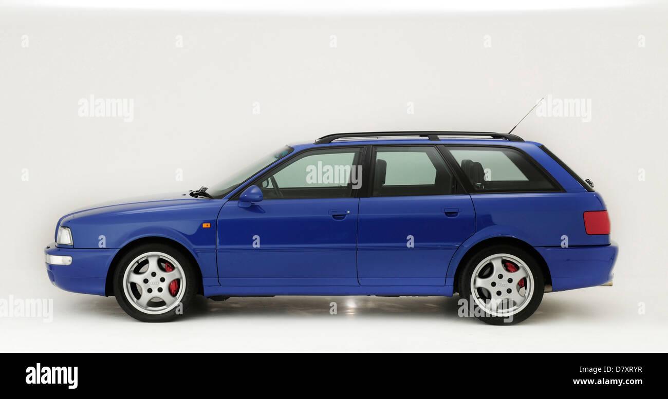 1995 Audi RS2 Estate Stock Photo