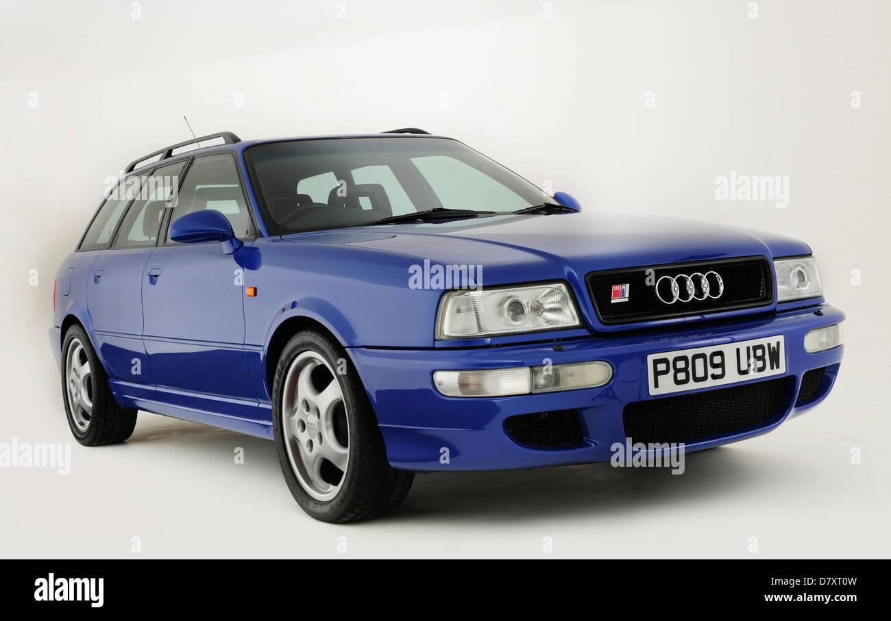 1995 Audi RS2 Estate - Stock Image
