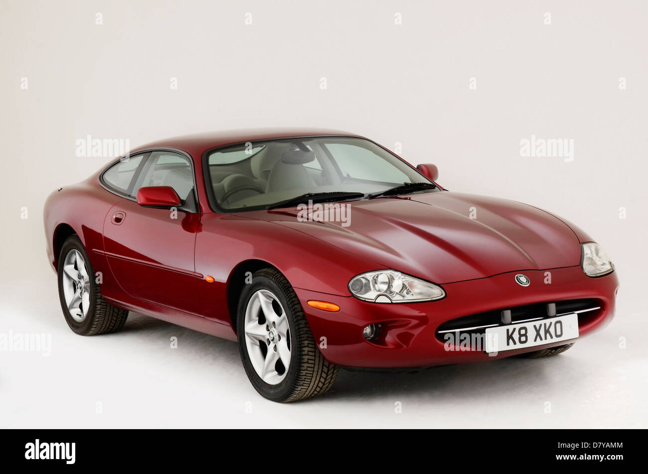 1999 Jaguar XK8 Coupe Stock Photo