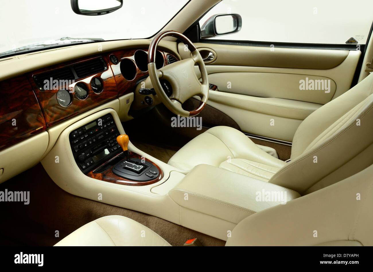 1999 Jaguar XK8 Coupe Stock Photo