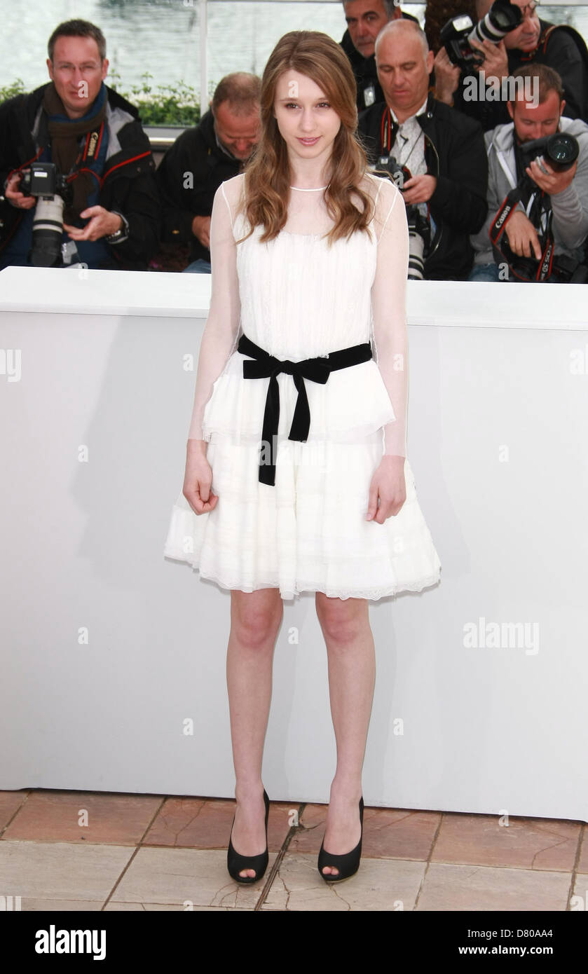 TAISSA FARMIGA THE BLING RING. PHOTOCALL. CANNES FILM FESTIVAL 2013 CANNES  FRANCE 16 May 2013 - Stock Image