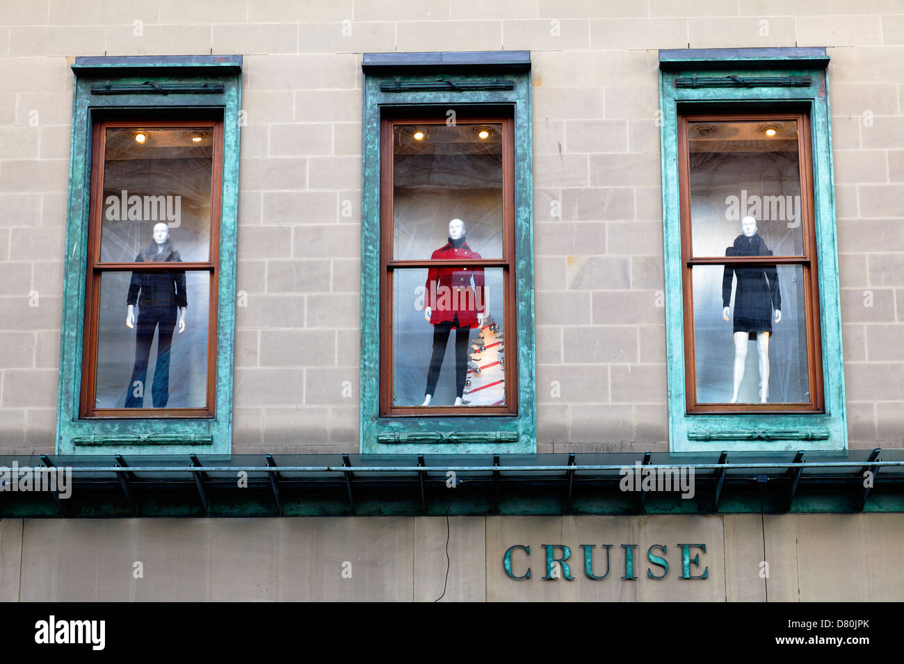 Designer Clothes Glasgow | Shop Window Display At Cruise Designer Clothing Company Glasgow