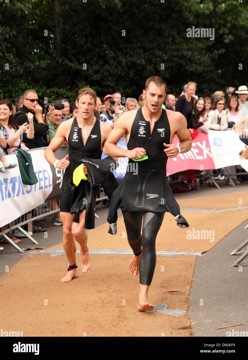 Blenheim triathlon prizes