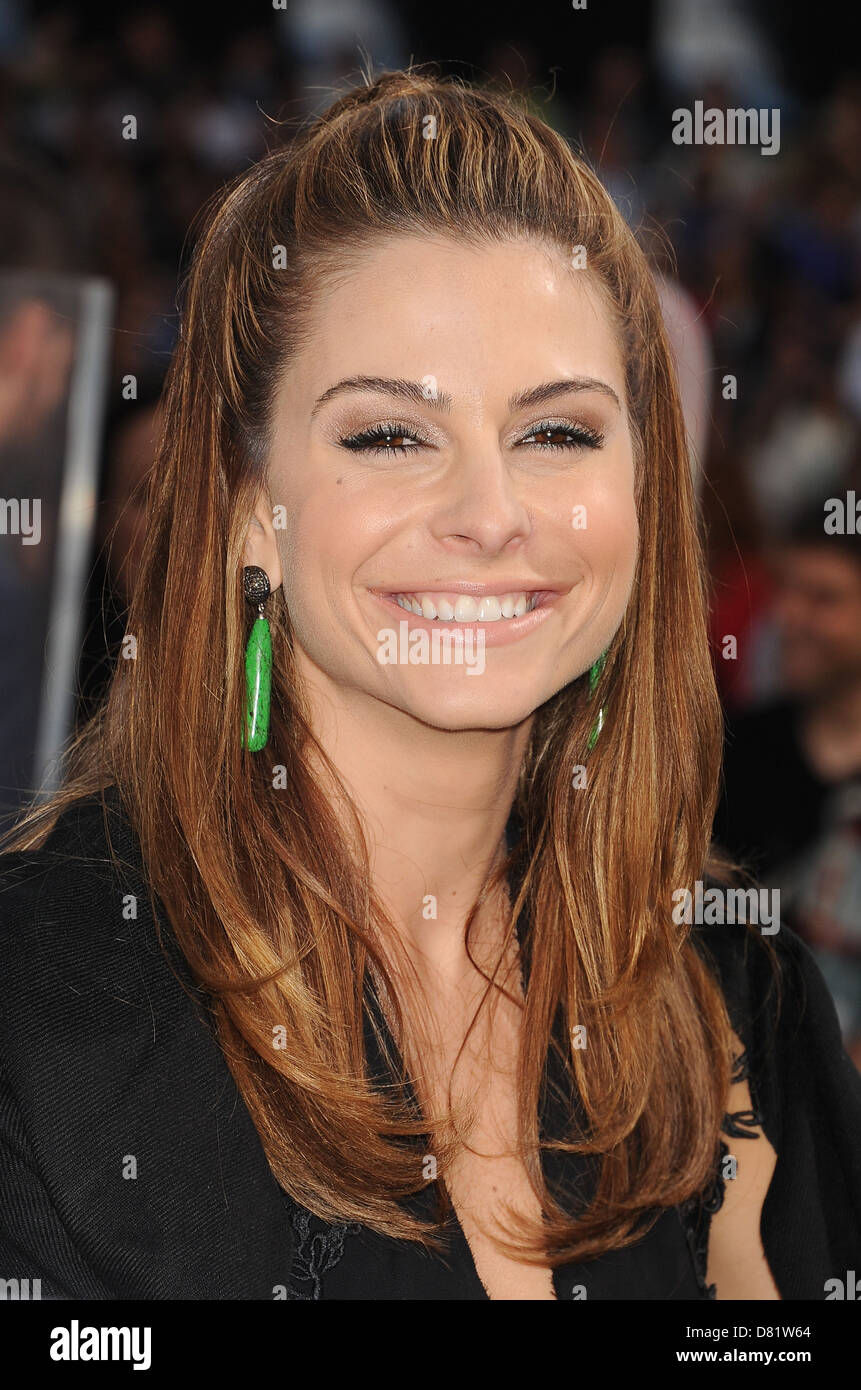 MELINA MENOUNOS US TV personality - Stock Image