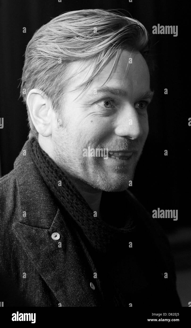 Ewan McGregor attends the Salmon Fishing in the Yemen screening and Q&A session at the Rafael Film Center San - Stock Image