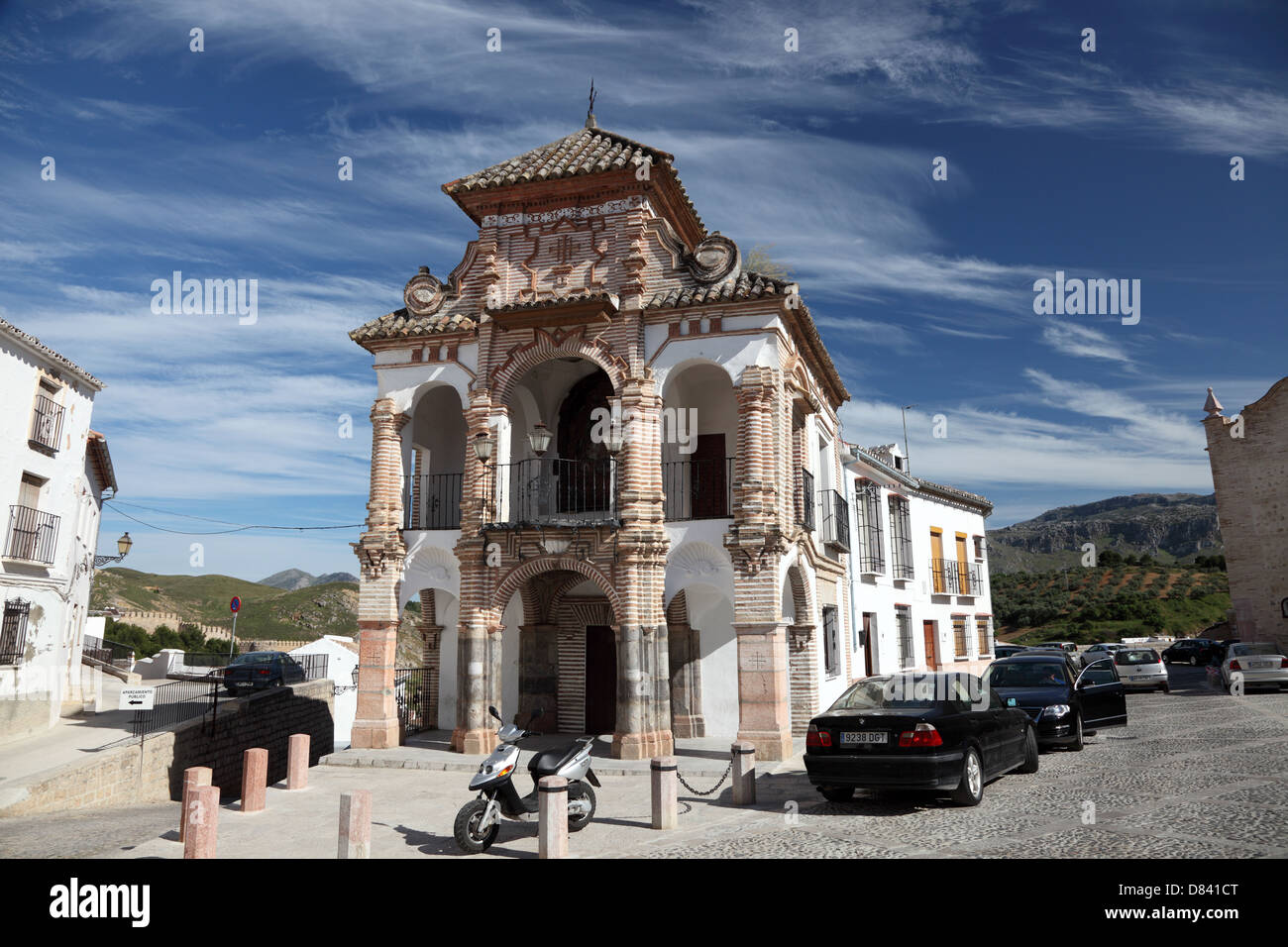 Chapel in Antequera, Andalusia Spain - Stock Image