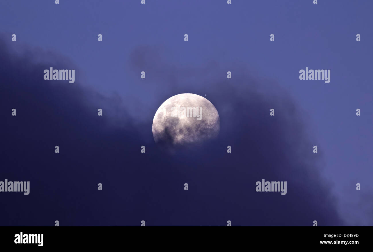 A Moon Of Jupiter Stock Photos & A Moon Of Jupiter Stock