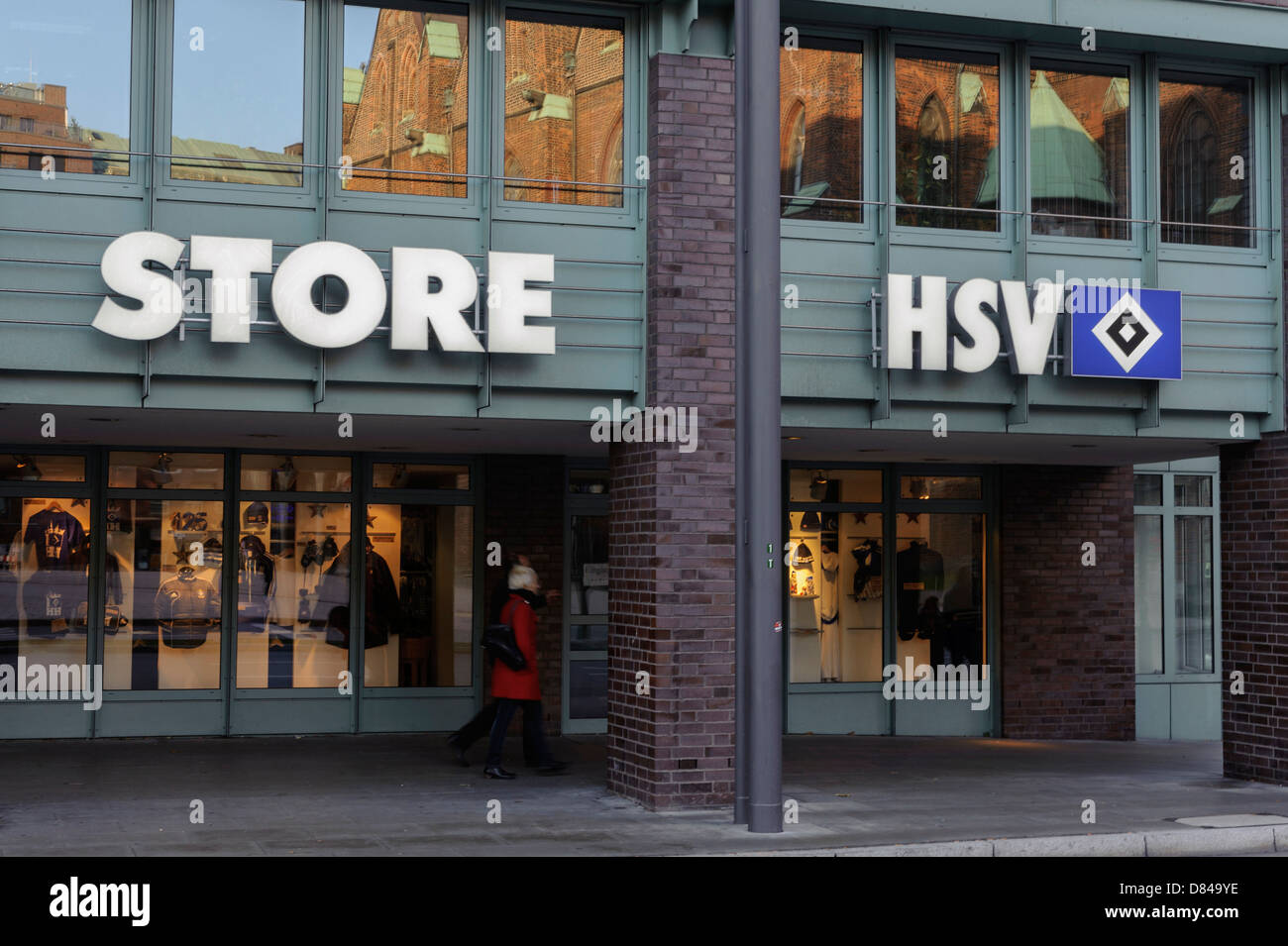 Fan-shop (Soccer) HSV City Store 81c4eb63b87b