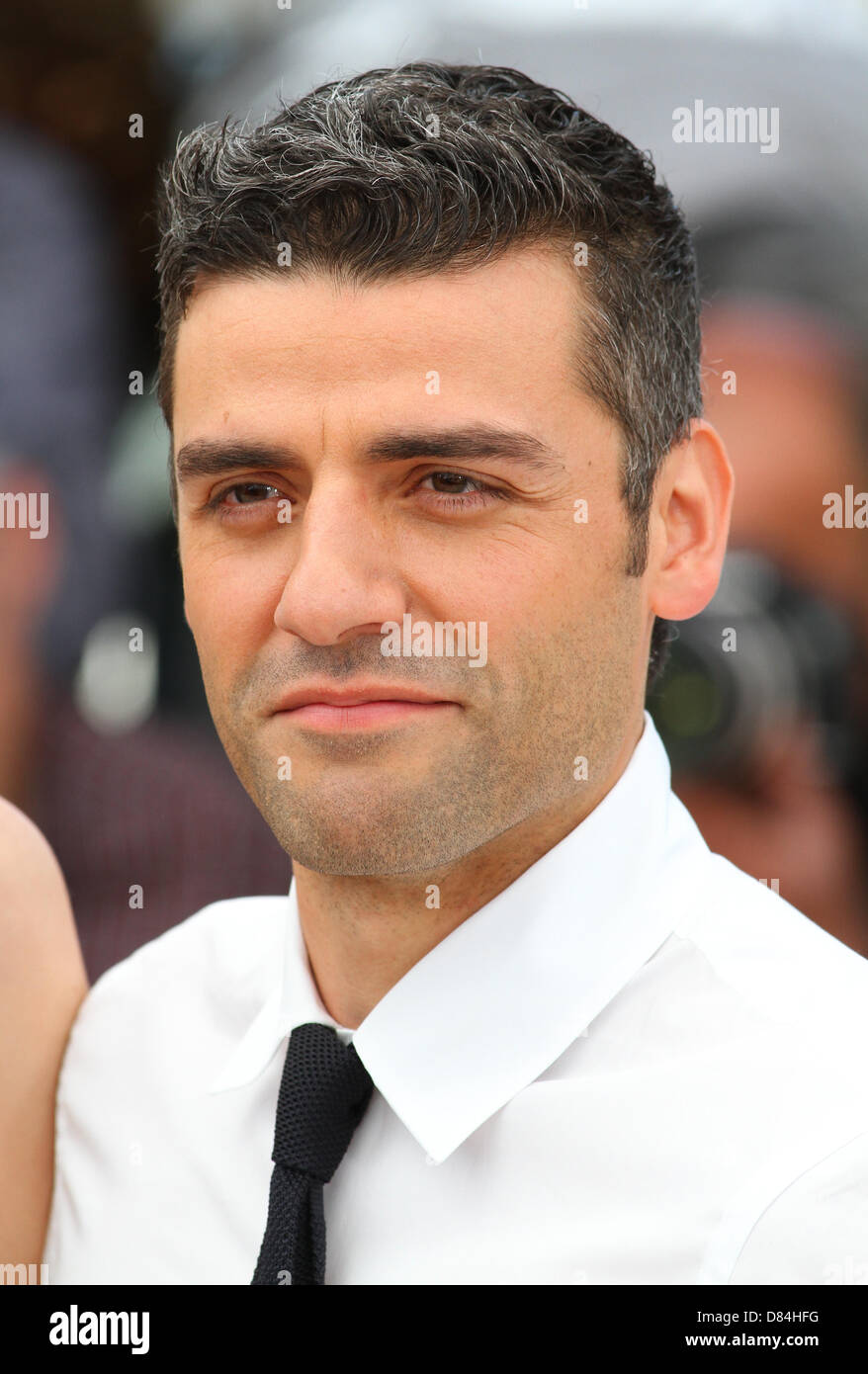 OSCAR ISAAC INSIDE LLEWYN DAVIS. PHOTOCALL. CANNES FILM FESTIVAL 2013 CANNES  FRANCE 19 May 2013 - Stock Image