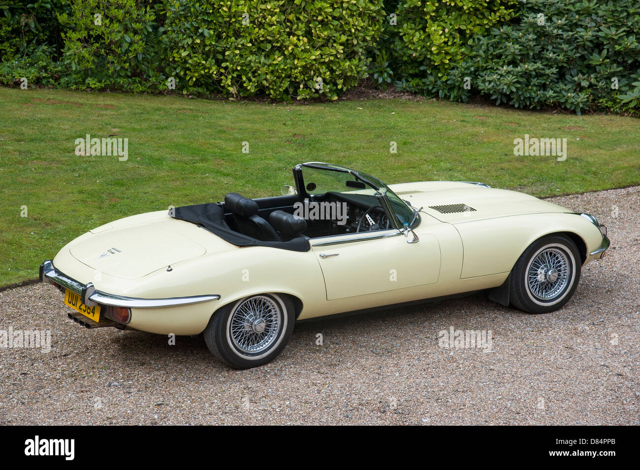 Jaguar V12 High Resolution Stock Photography And Images Alamy