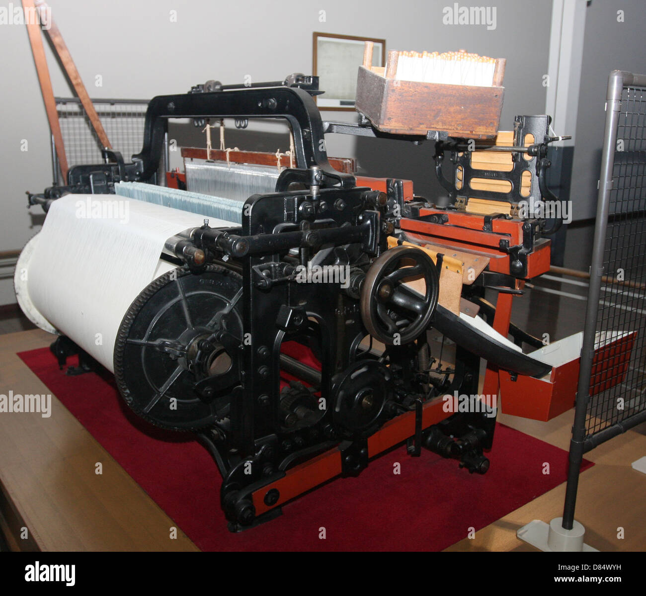 Automatic Loom Stock Photos & Automatic Loom Stock Images