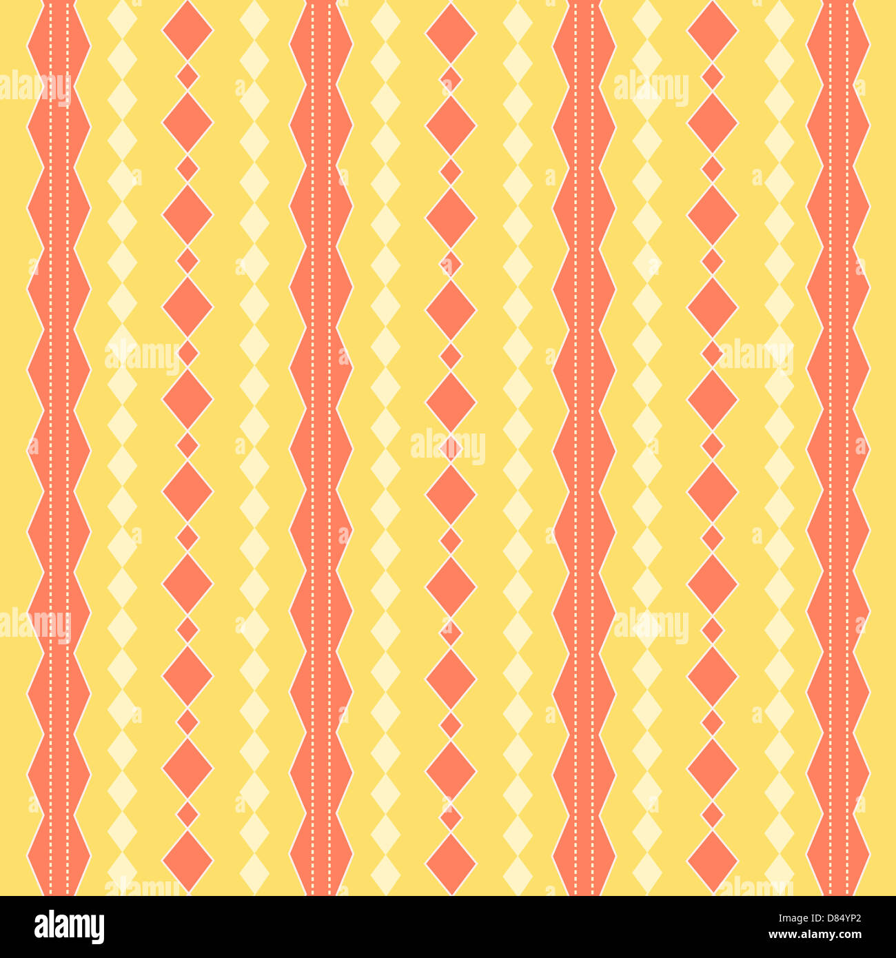 Artistic vertical design stripes pattern Stock Photo