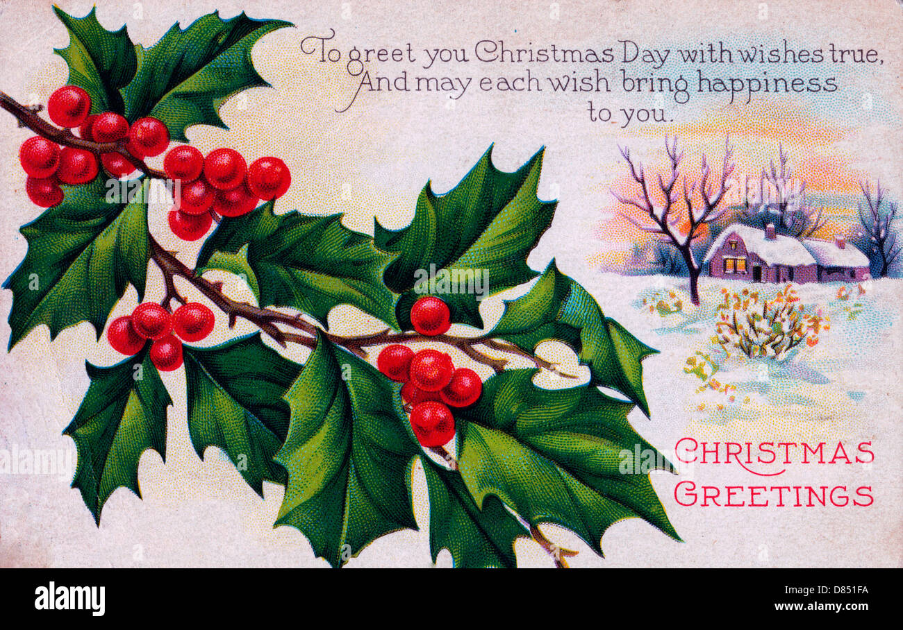 Christmas Greetings To Greet You Christmas Day With Wishes True