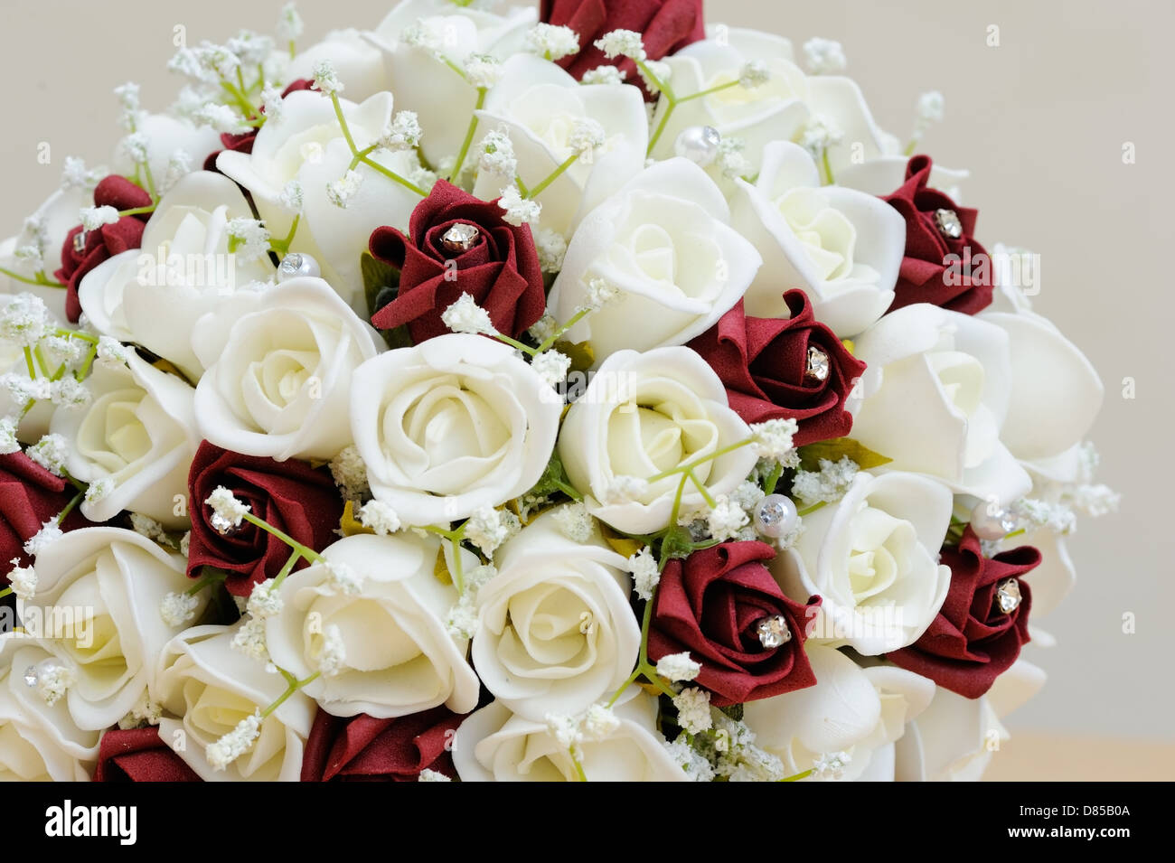 Fake Wedding Flowers Stock Photos Fake Wedding Flowers Stock