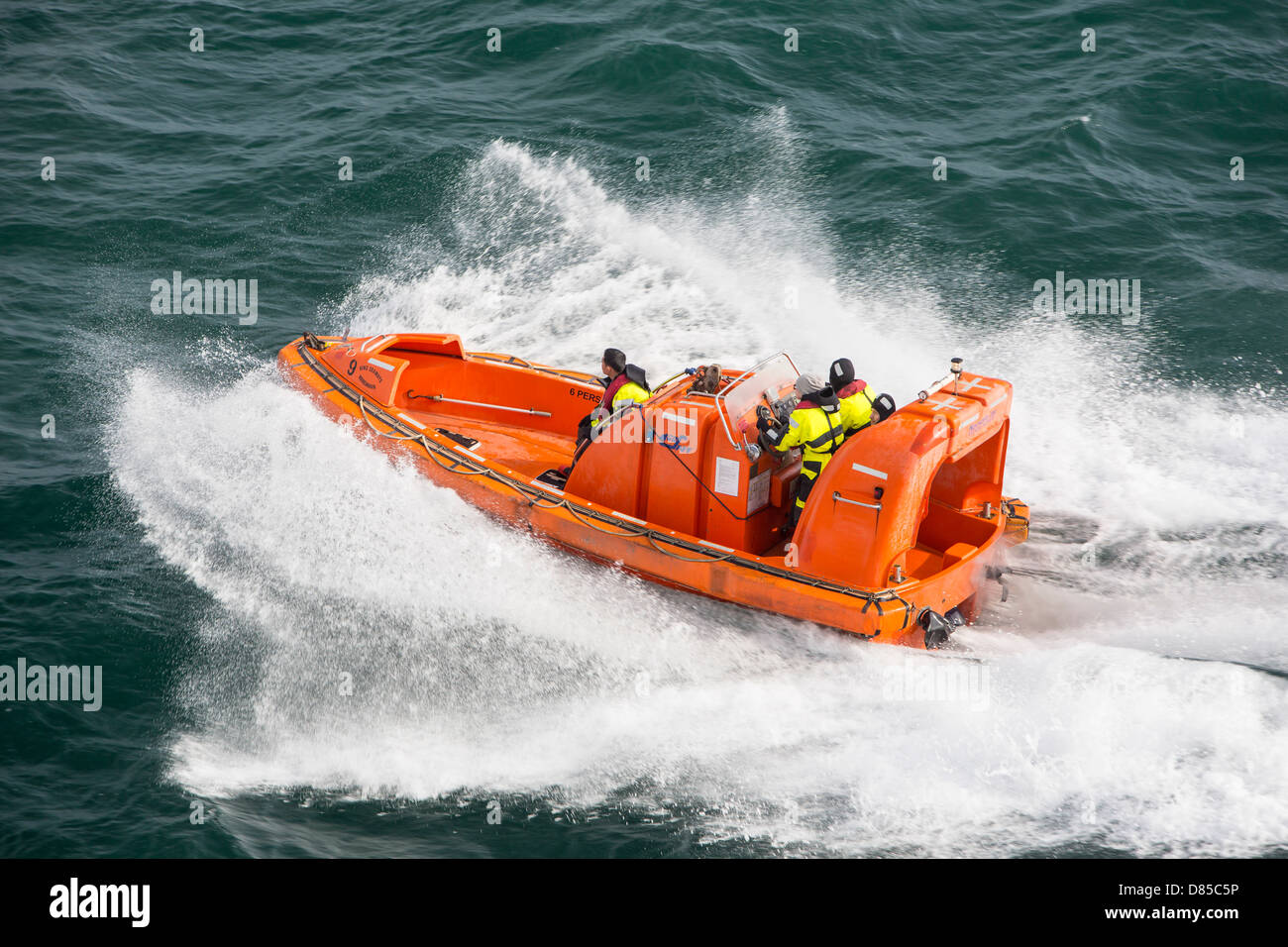 A Ferry Boat Lifeboat Stock Photos Amp A Ferry Boat Lifeboat