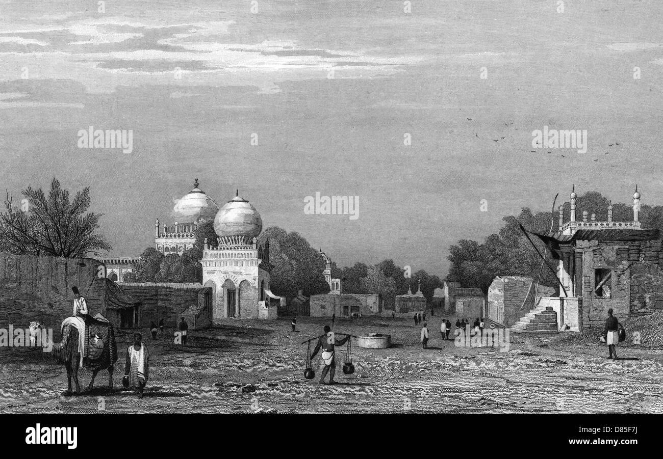 India Bijaipur - Stock Image