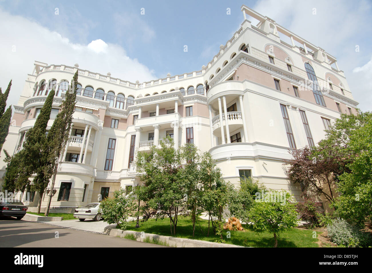 Livadia, The Greater Yalta, Crimea, Ukraine, Eastern Europe - Stock Image