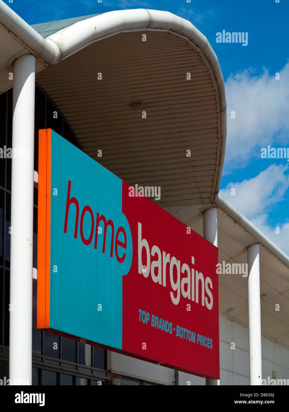 Home Bargains Eastbourne