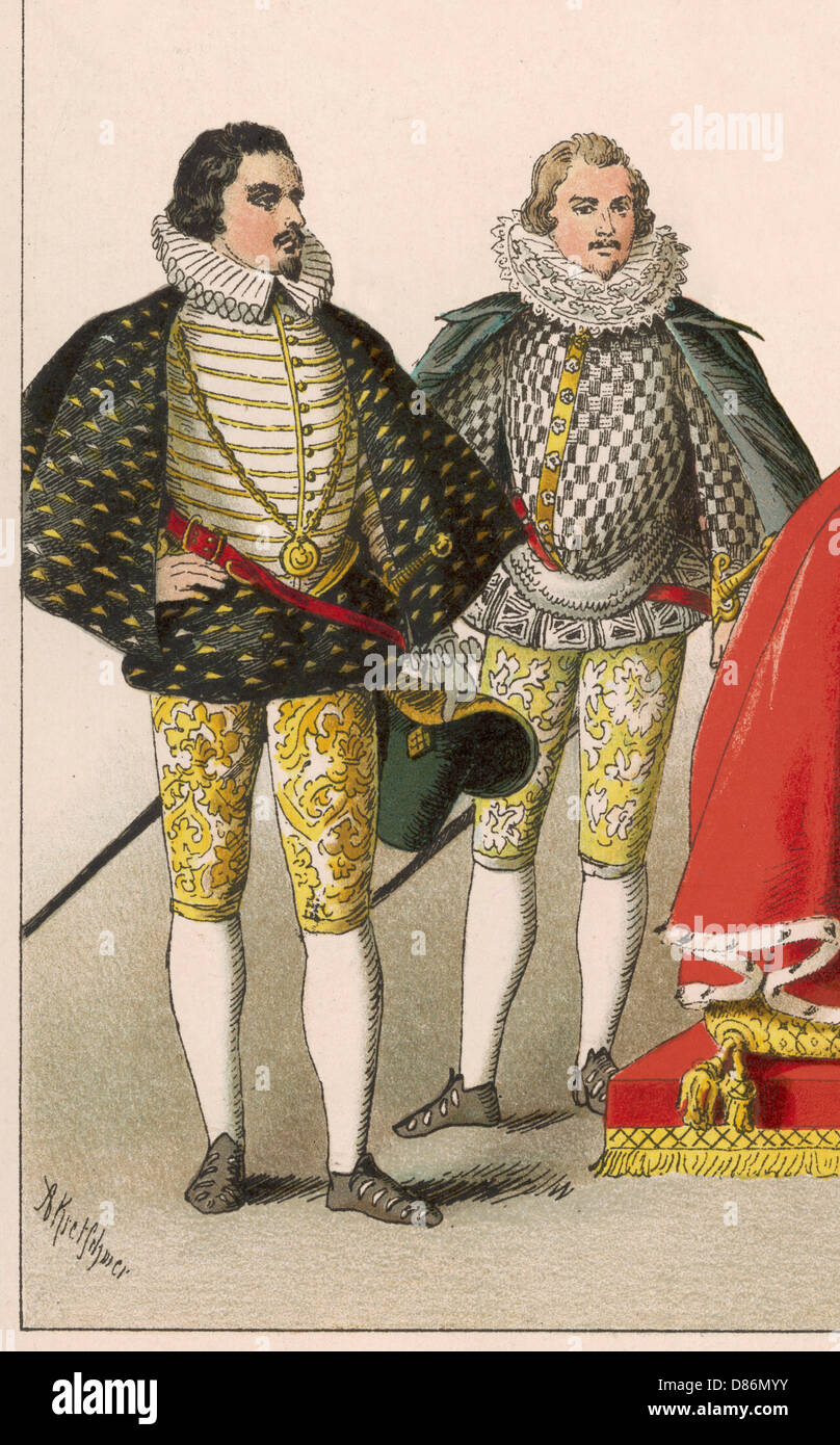 Looks - Noblemen for Clothing video