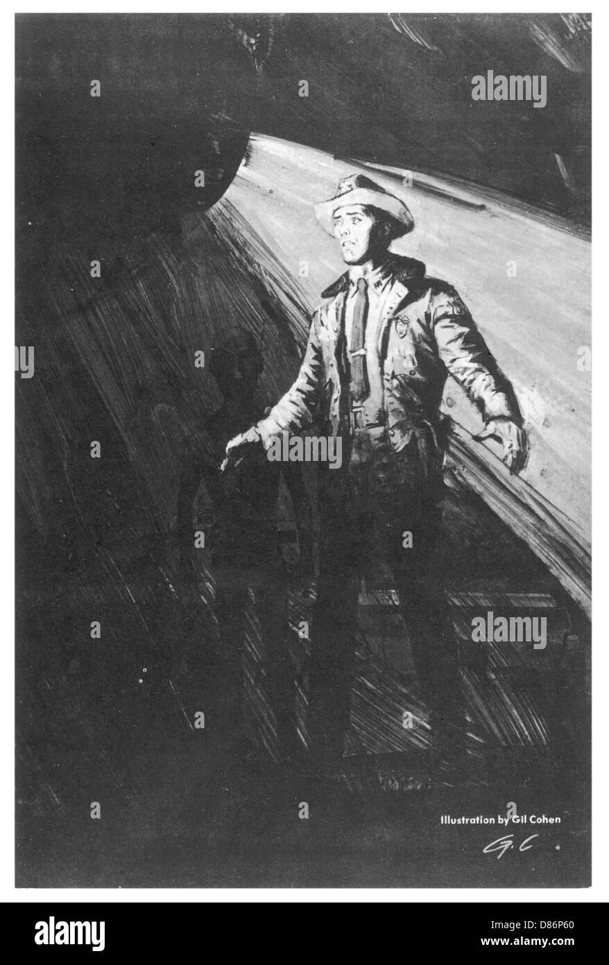Schirmer Abduction - Stock Image