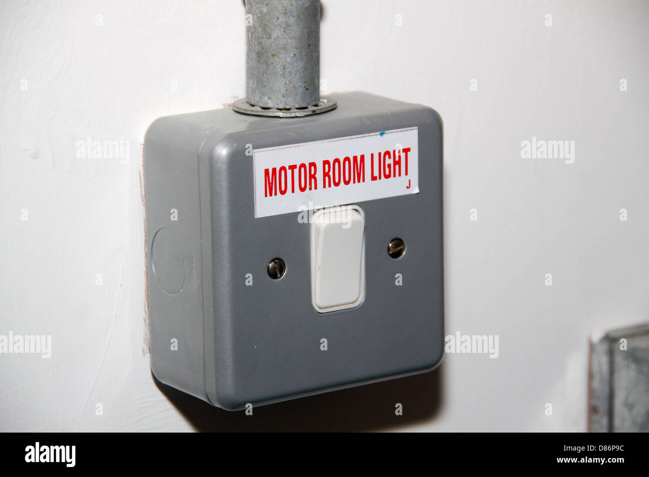 Light Switch In Stock Photos & Light Switch In Stock Images - Alamy