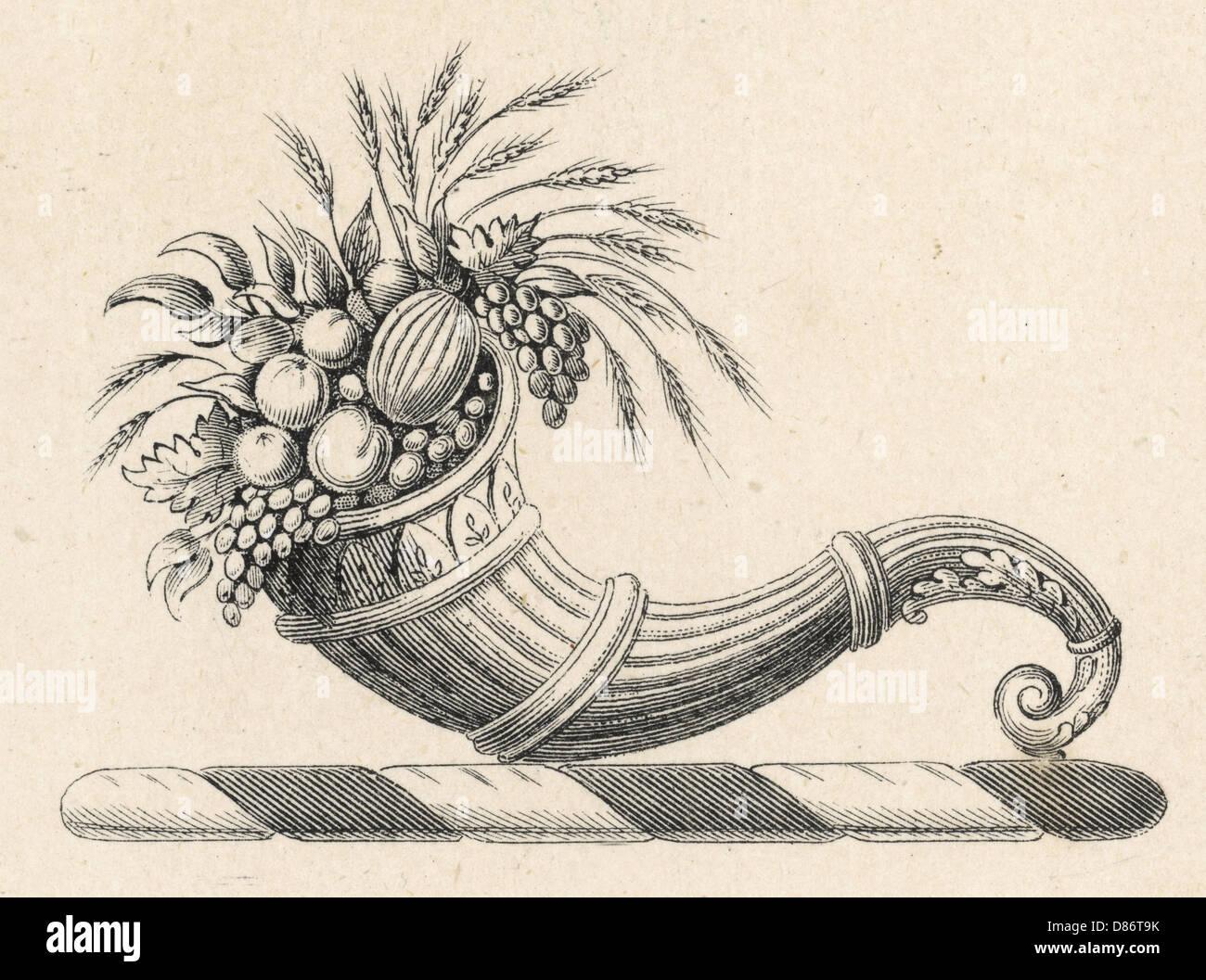 Cornucopia - Stock Image