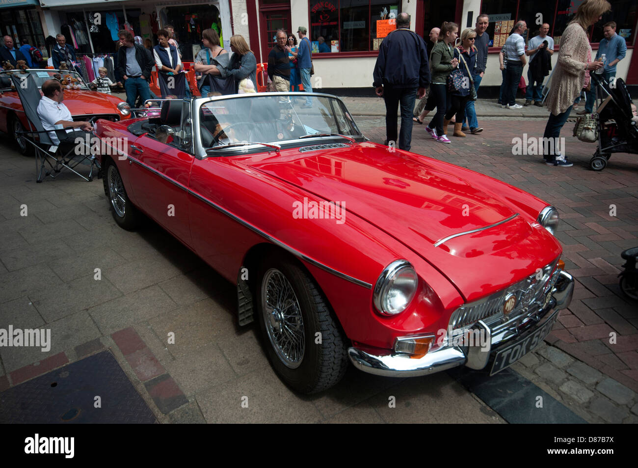 Classic Car Show Kent Stock Photos & Classic Car Show Kent Stock ...