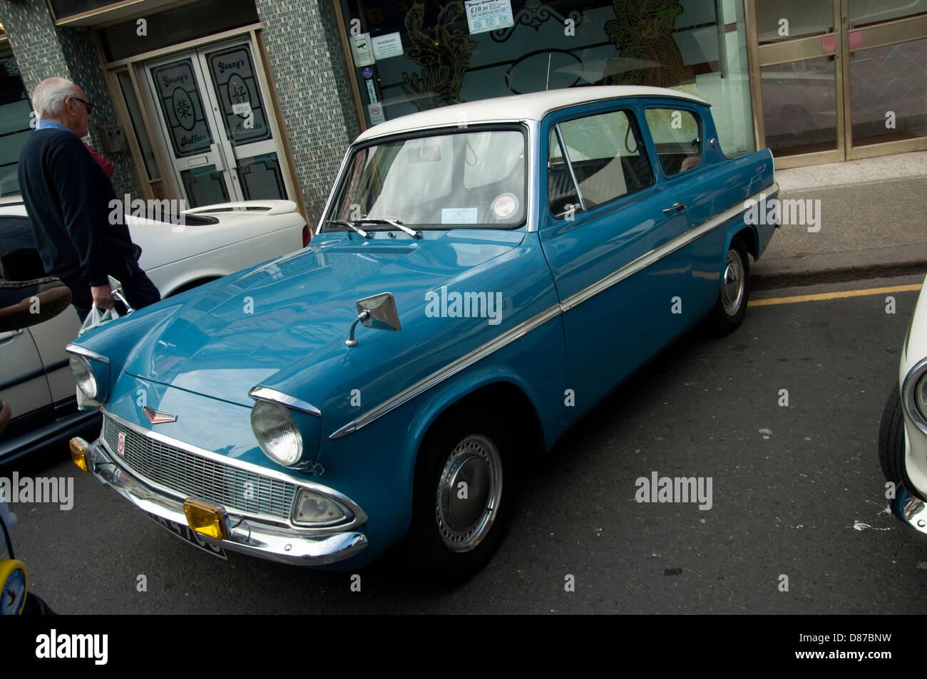 Ford Anglia Stock Photos & Ford Anglia Stock Images - Alamy