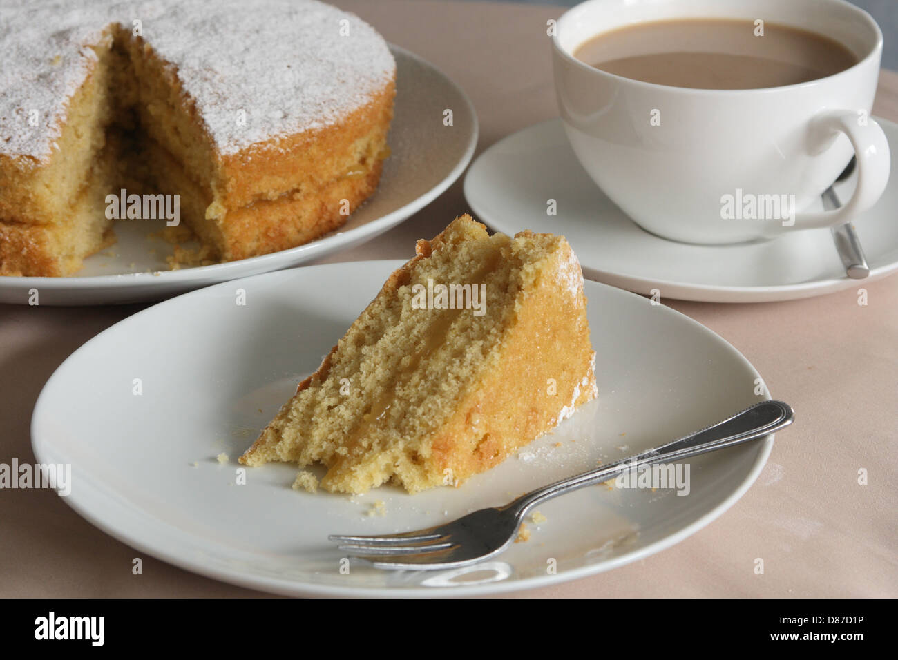 Chocolate Tea Cake Calories