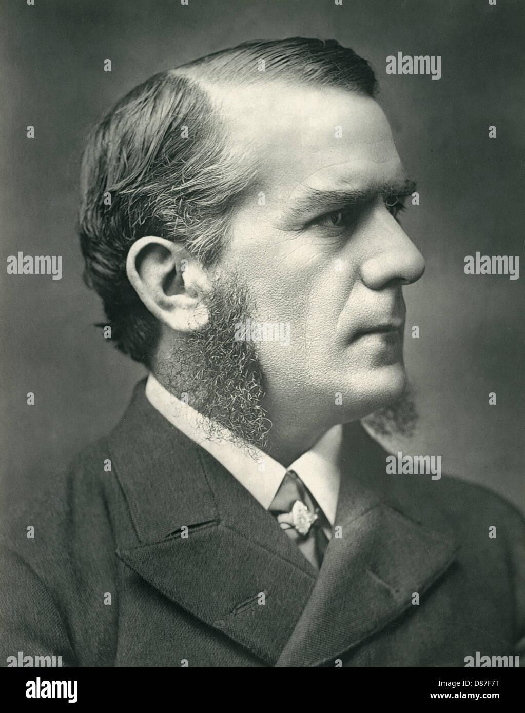 Sir Eg Clarke Bassano - Stock Image