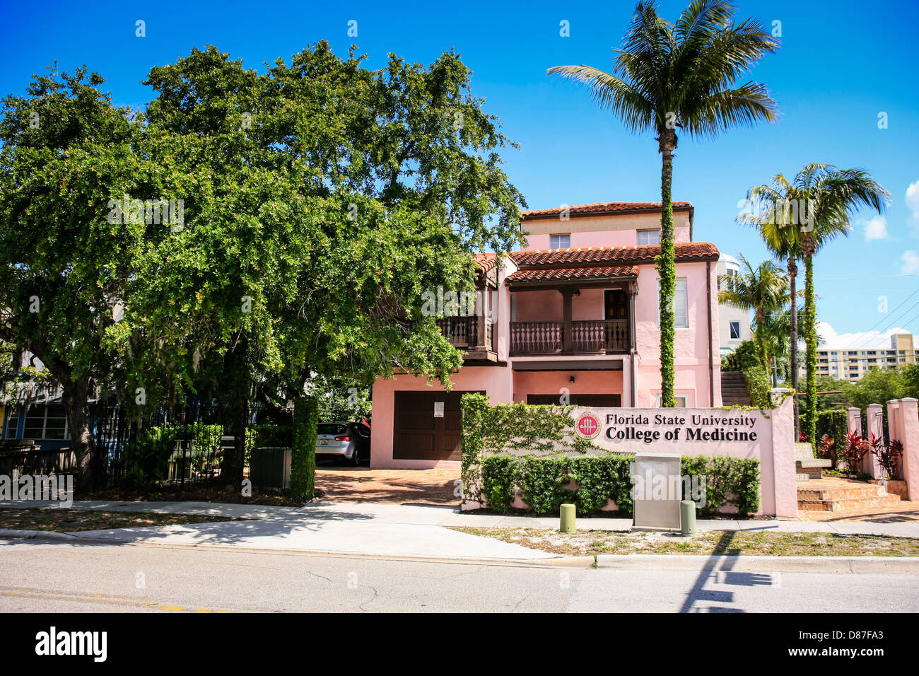 Florida State University College Of Medicine >> The Florida State University College Of Medicine In Sarasota