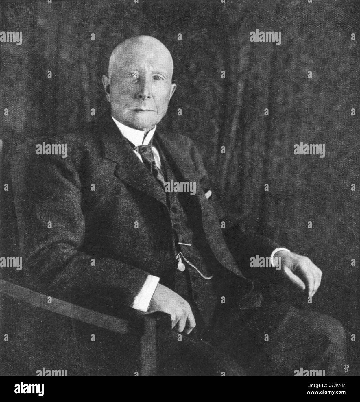 Jd Rockefeller Harmswth - Stock Image