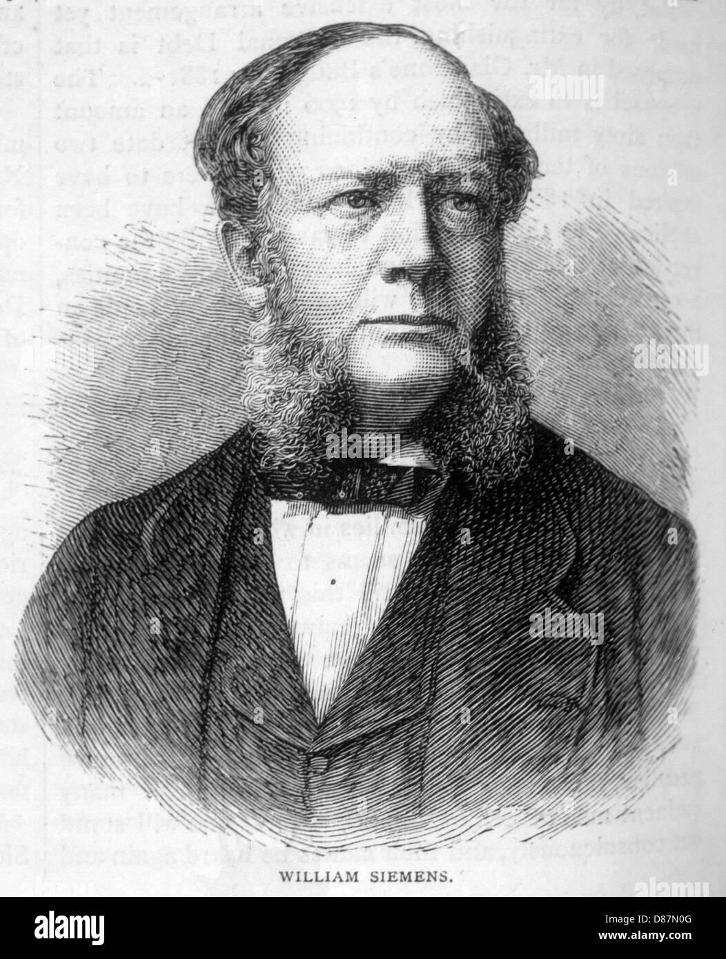 Kw Siemens Cassell 1893 - Stock Image
