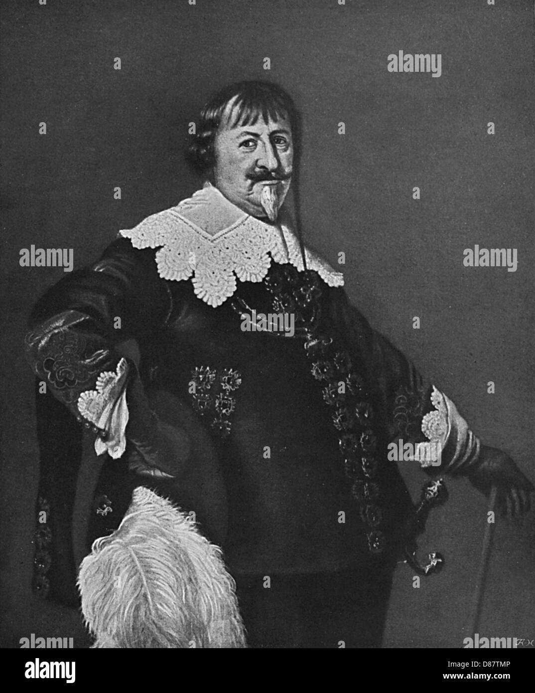 Danish King Black And White Stock Photos Amp Images Alamy