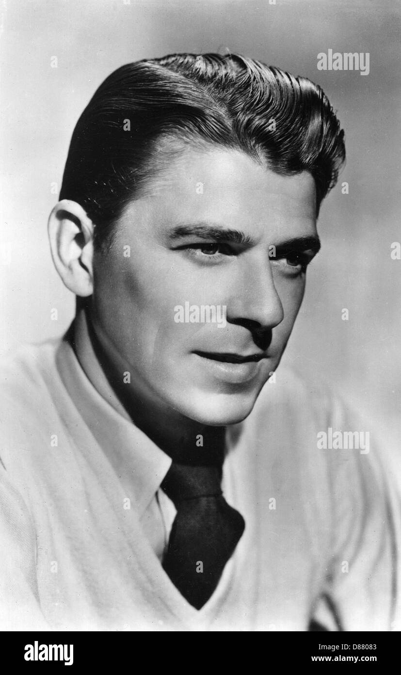 Ronald Reagan Black And White Stock Photos Images Alamy