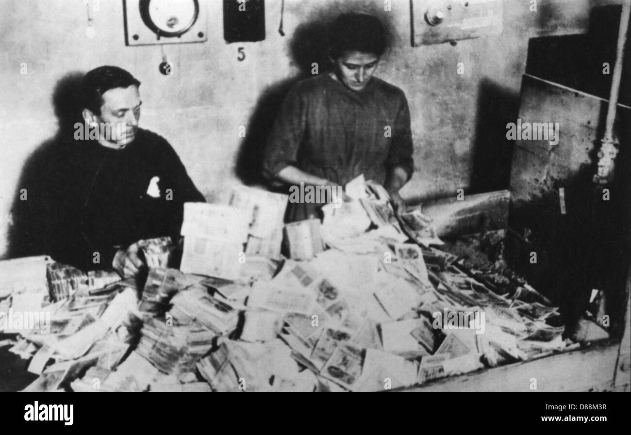 Inflation 1923 Germany