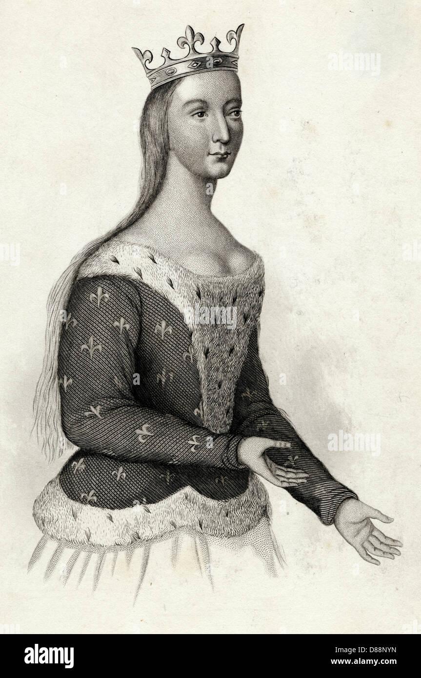 Isabella De Valois Stock Photo...