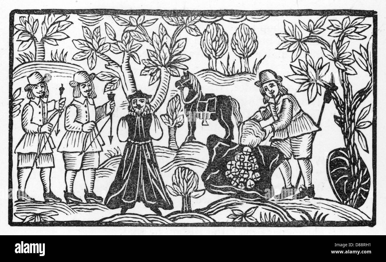 Robin Hood Bishop 2 - Stock Image