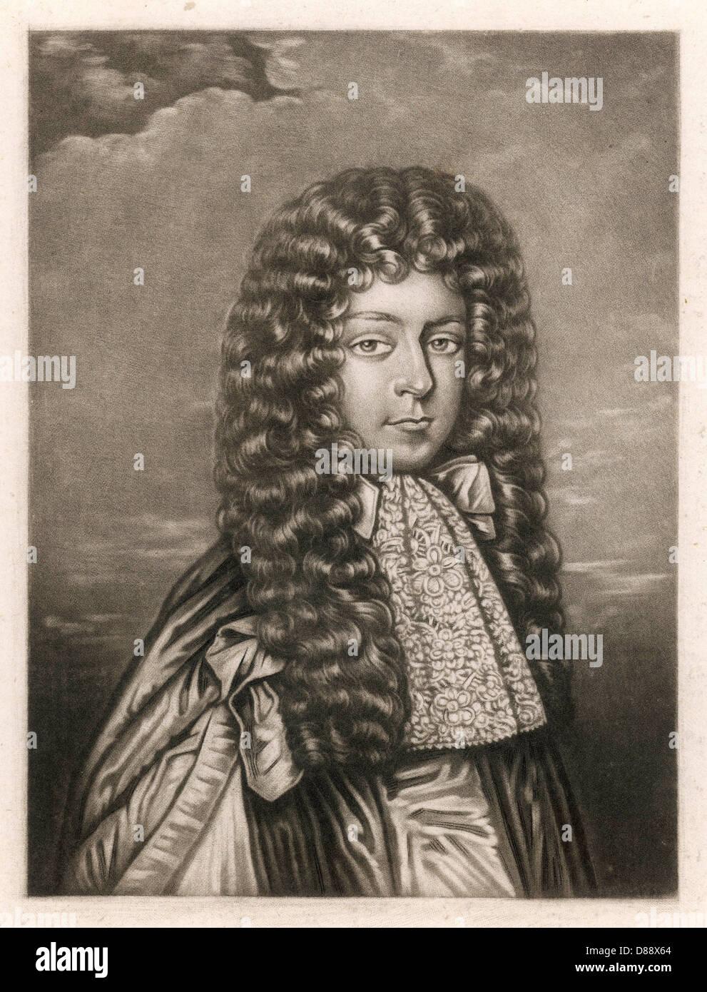 1st Duke Of Ormonde - Stock Image