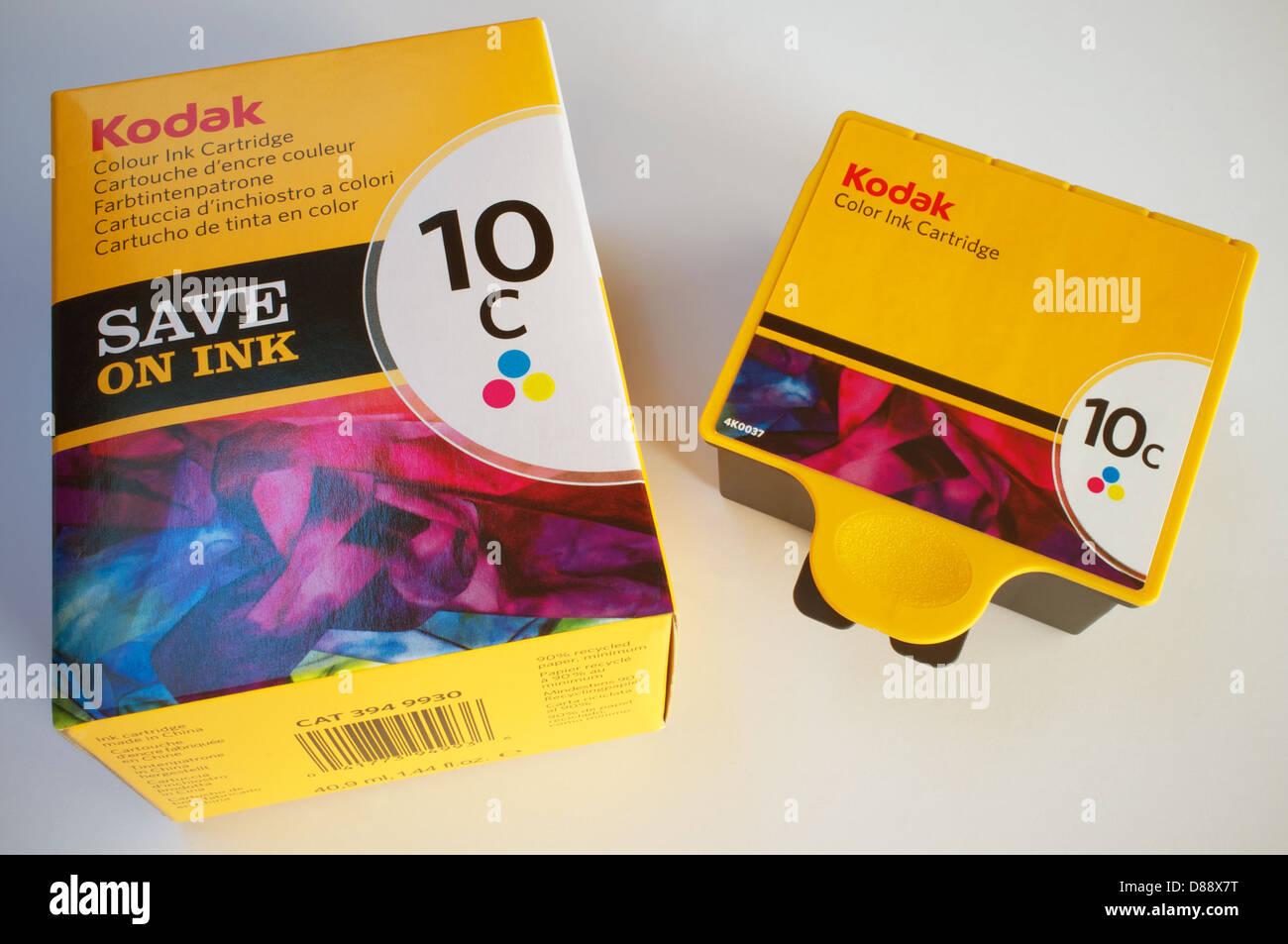 Kodak 10c Color Ink Printer Cartridge